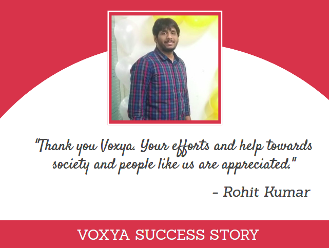 Voxya Success Story