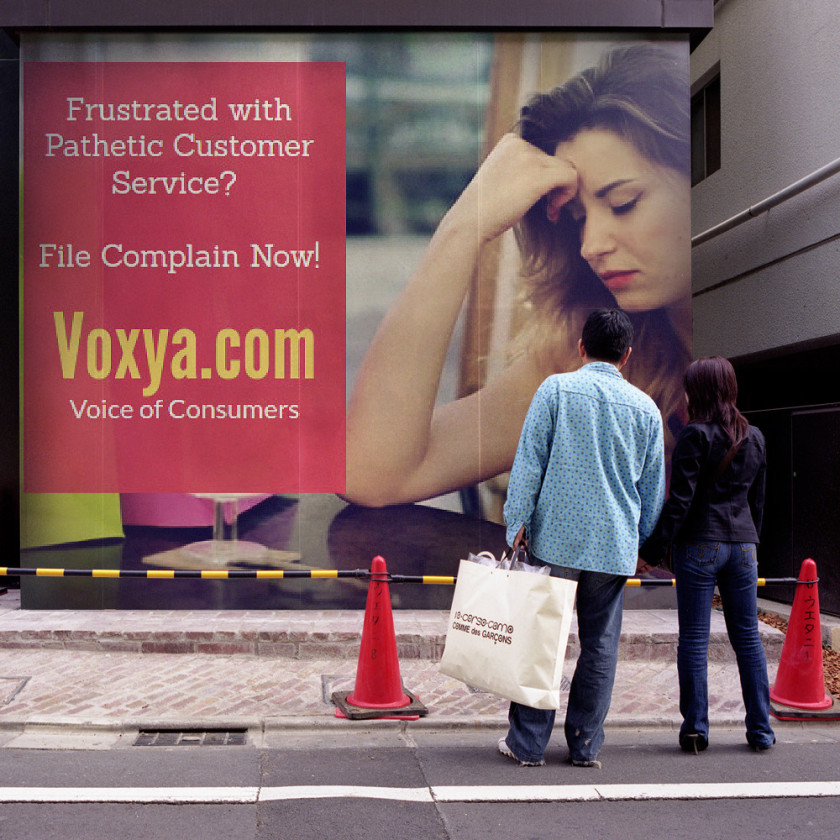 voxya consumer complaint forum-online shopping